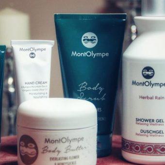 MontOlympe testápolási termékek